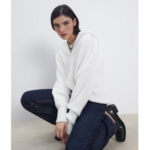 Soft Knit Sweatshirt Size S NWT